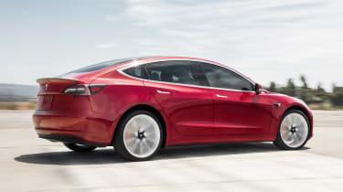 Tesla Model 3 Performance - rear