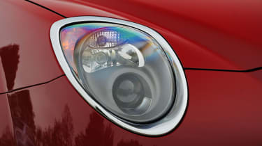 Alfa Romeo Mito Front light