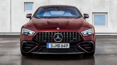 Mercedes-AMG GT 4-Door 2021 facelift - nose