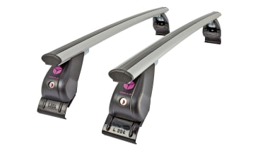Thule Alu WingBar Evo Silver Roof Bars to fit Ford Mondeo Mk.5 Hatchback 15-19