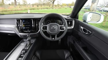 Volvo XC60 long-term test - interior