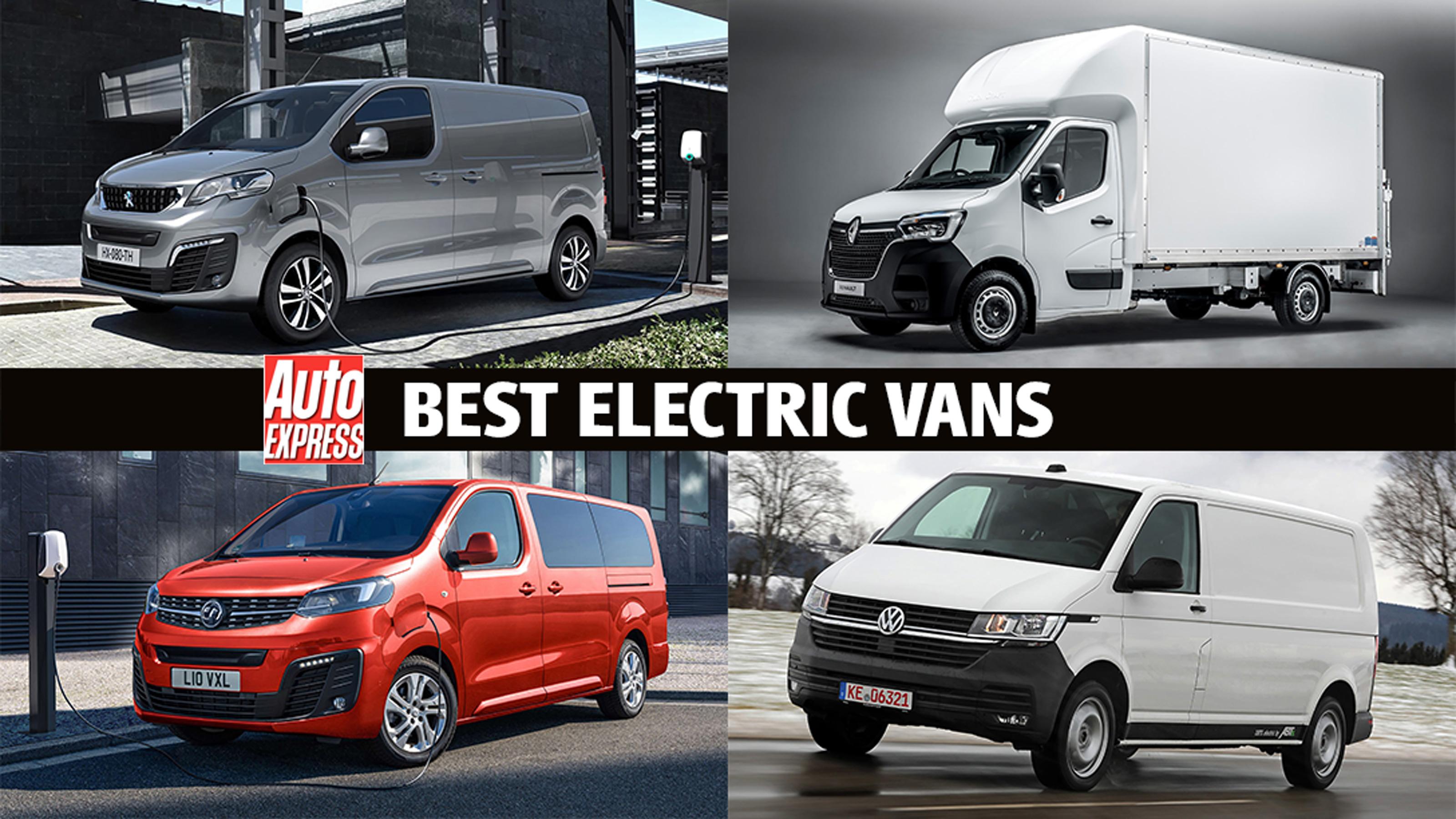 Best Electric Vans 2021 Auto Express