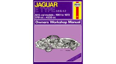 Haynes manual - Jaguar