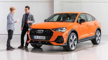 Audi Q3 Sportback - James Brodie