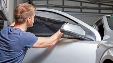 Car modification - door
