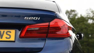 BMW 5 Series - Rearlight