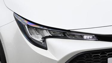 Toyota Corolla GR Sport - front light