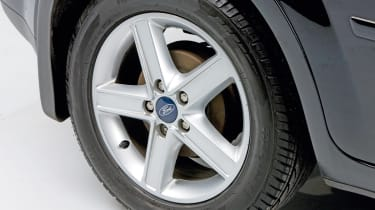 Used Ford Focus wheels