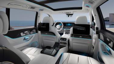 Mercedes-Maybach GLS - interior