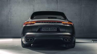 Porsche Panamera Sport Turismo - rear end
