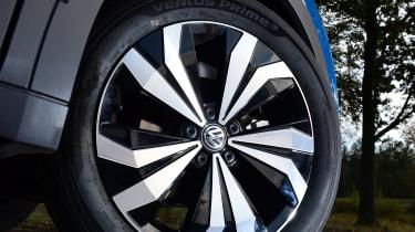 Volkswagen T-Cross - wheel