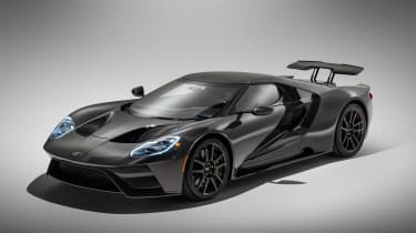 2020 Ford GT - front 3/4 static