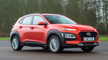 Hyundai Kona - front