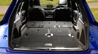 Used Audi Q7 - boot
