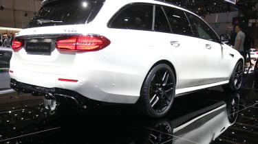 Mercedes-AMG E 63 Estate - Geneva rear