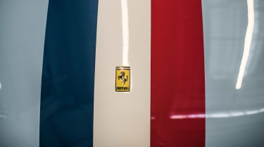 Ferrari Classiche - badge