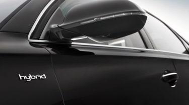Audi A8 Hybrid detail