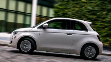 Fiat 500 Action - side
