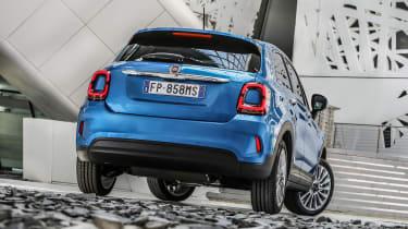 Fiat 500X - rear static