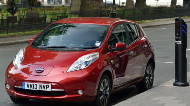 "<p class=""p1"">There are two pricing plans: the 'Leaf Flex' plan allows buyers to own the car but lease the battery, and the 'Leaf' plan means you own both.</p>"