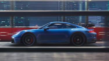 Porsche 911 GT3 - side
