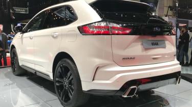 2018 Ford Edge rear