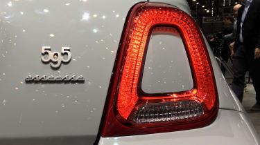 abarth 595 esseesse rear lights