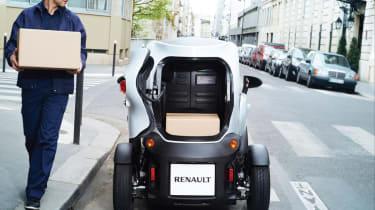 Renault Twizy Cargo rear