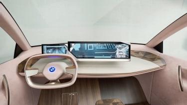 BMW Vision iNEXT - studio interior