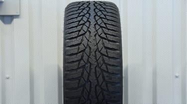 2017/18 winter tyre test - Nokian WR D4