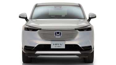 Honda HR-V - full front