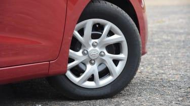 Used Hyundai i10 Mk2 - wheel