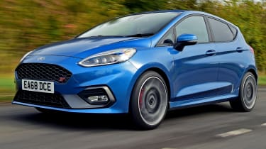 ford fiesta st tracking long termer
