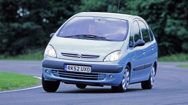 Best cars under £2,000 - Citroen Xsara Picasso