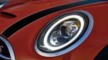 MINI hatch - front light