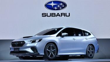 Subaru Levorg - front static