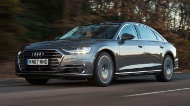 Audi A8 - front