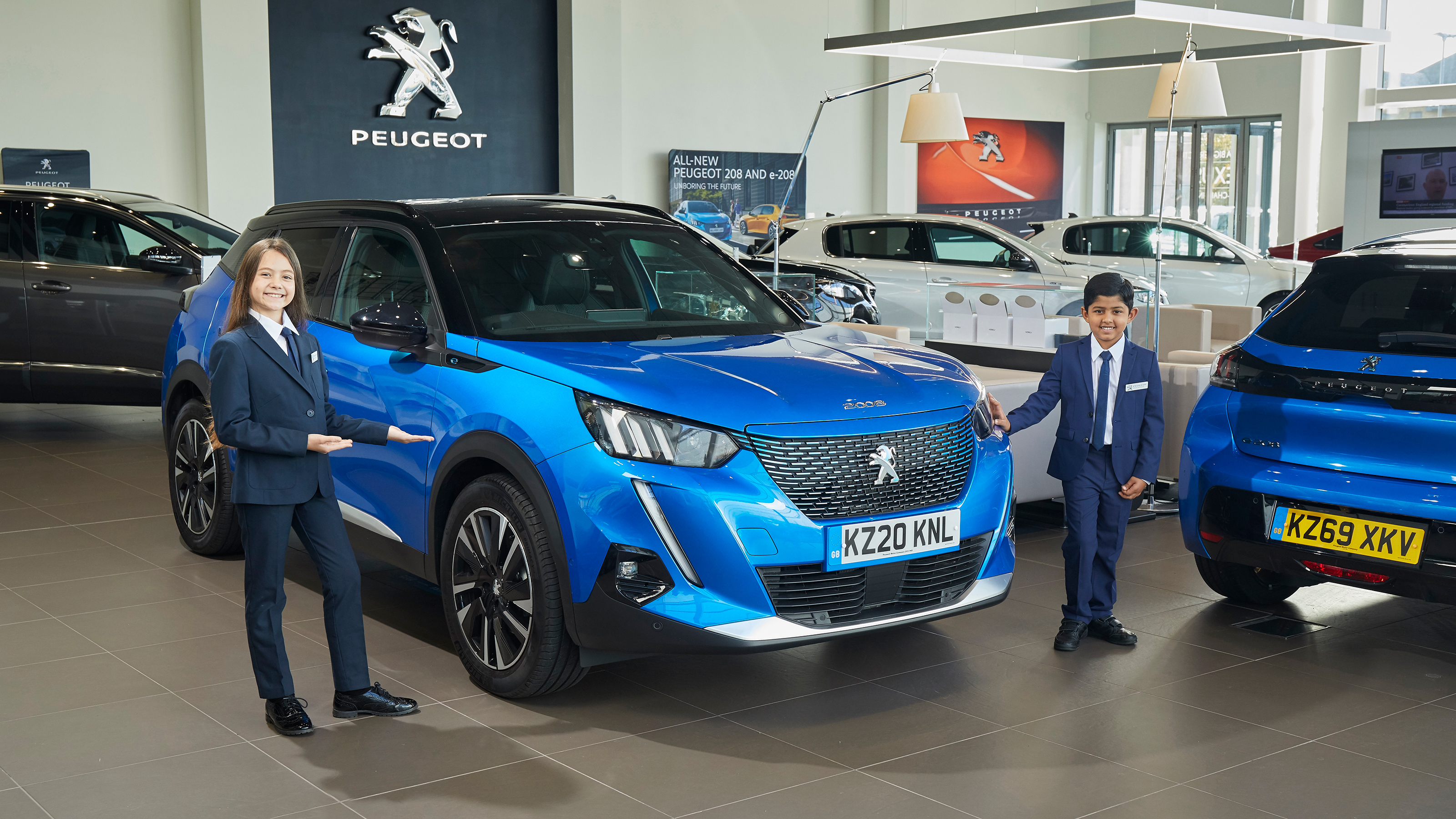 Pester power from kids pushes parents towards electric cars | Auto Express