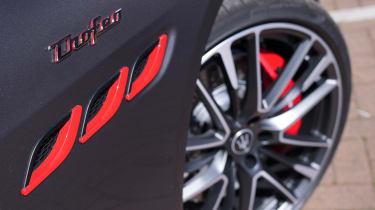 Maserati Quattroporte Trofeo - wheel