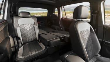 Volkswagen Tiguan Allspace - space