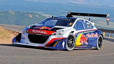 Peugeot Sport - 208 Pikes Peak