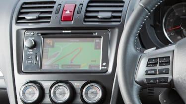 Subaru Forester 2.0D XC sat-nav