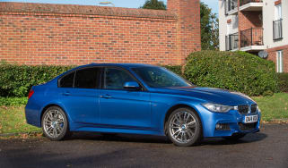 Used BMW 3 Series - front