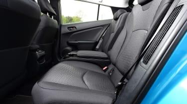 Toyota Prius Plug-in - seats
