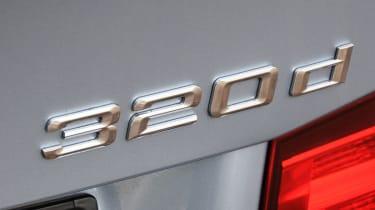 Toyota Prius+ badge