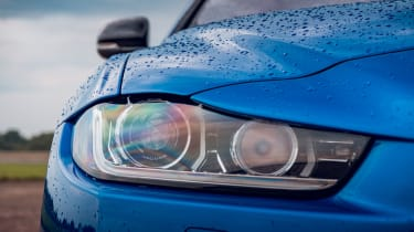 Jaguar XE Project 8 - headlight