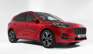 Ford Kuga - studio front static