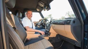 Mercedes-Maybach G 650 Landaulet - Thomas Geiger
