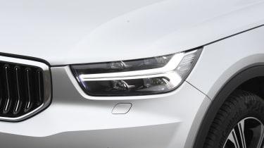 Volvo XC40 T4 - front light