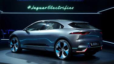 Jaguar I-Pace - reveal rear